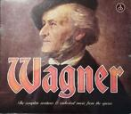 cd - Richard Wagner - The Complete Overtures & Orchest..