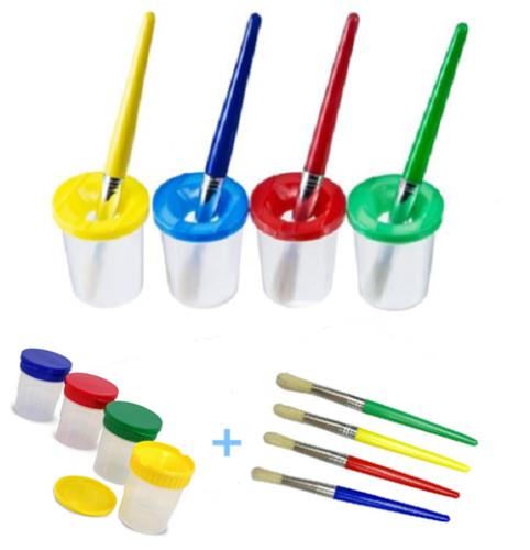 Paint Brush Socks