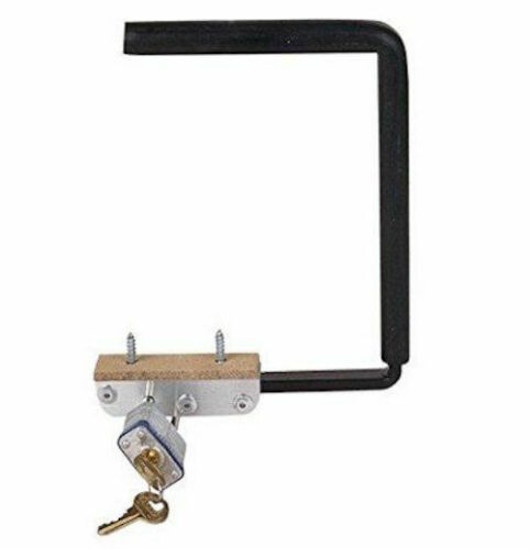 Piano Fallboard Lock Clamp Protect Keyboard from Unauthorized Use