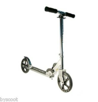 buy popular ebc00 47448 Scooter Aluminum Adult Black Transport in common Travel New Scooter