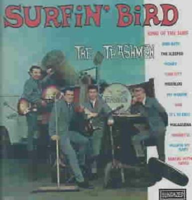 THE TRASHMEN - SURFIN' BIRD USED - VERY GOOD CD