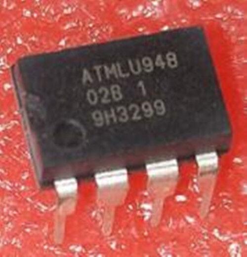 5 Pcs New Atmlu948 02b 1 Atmlu02b Dip8 Ic Chip