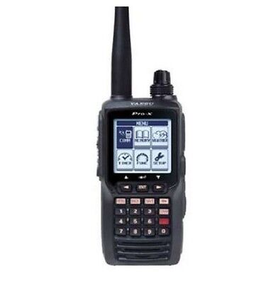 Used, Air Band Transceiver Handheld Radio Weather Aviation Aircraft Pilot Plane VHF  for sale  USA