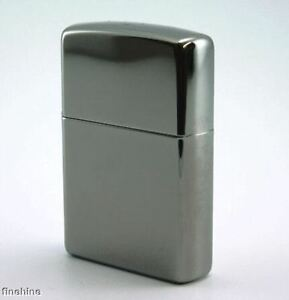 Original Regular BLACK ICE ZIPPO-Klassiker NEU+OVP