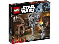 Lego Star Wars AT-ST Walker 76047 Brand New