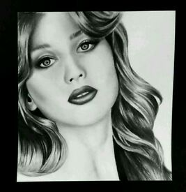 Portrait Artist available for Commissions