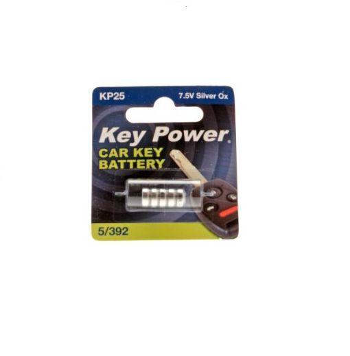 New Key Power 4x393 Car Key Cell Batteries 6V Silver Oxide