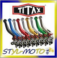 Right Brake Lever Titax Adjustable Racing Cnc Kawasaki Er-6 N / F 2012 - levers titax - ebay.co.uk