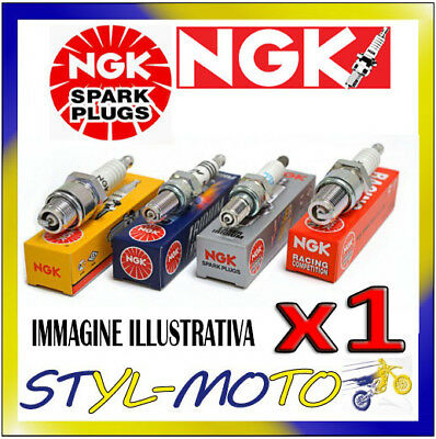 CANDELA NGK SPARK PLUG BPR9ES POLARIS Indy XC SP 45 Anniv. CC 500 (2000 Polaris 500 Xc Sp Spark Plugs)