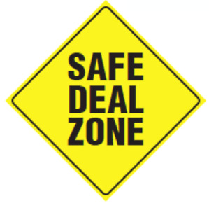 Safe Deal Zone - a free, neutral location for your Kijiji deals!