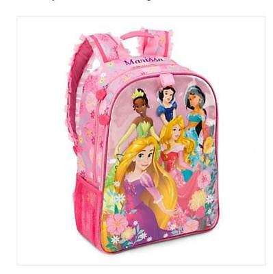 Disney Parks Princess Backpack For Girls New With Tags