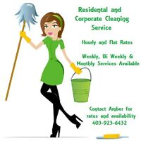 Residental Cleaning Service