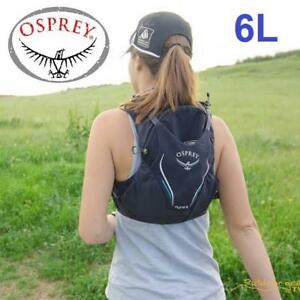 NEW HYDRATION PACK WOMEN'S SM/MED 10000945 201278966 SIZE SM TO MED OSPREY DYNA 6 HYDRATION BACKPACK 6L