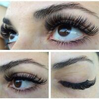 EXTREME RUSSIAN VOLUME MINK LASHES or FREE