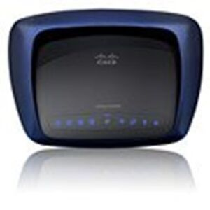 Cisco-Linksys  E3000 High-Performance Wireless-N Router - Refurbished