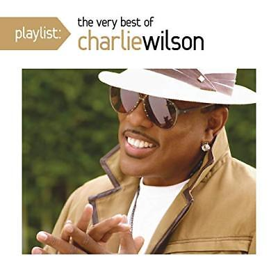 CHARLIE WILSON CD - PLAYLIST: VERY BEST OF CHARLIE WILSON (2012) - NEW (Best Of Charlie Wilson Cd)