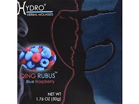Hydro Herbal 100g QING RUBUS Hookah Shisha Tobacco Free Molasses