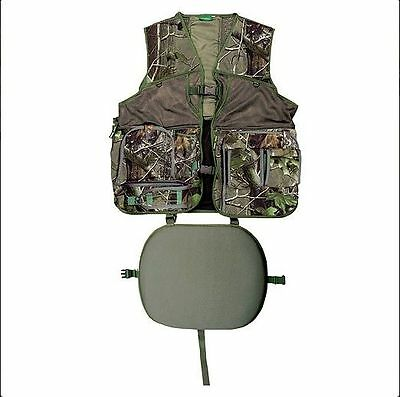 Primos GOBBLER Turkey Vest REAL TREE XTRA GREEN L/XL PS6557