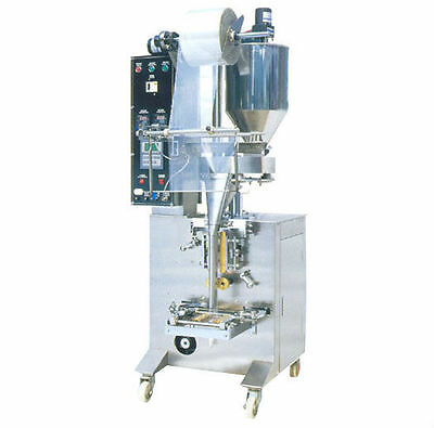 (Vertical form fill seal pouch machine)