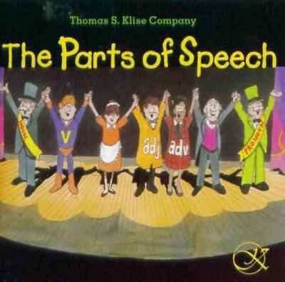 The Parts Of Speech PC CD kids learn sentences word types rules usage (Part Learning Cd)