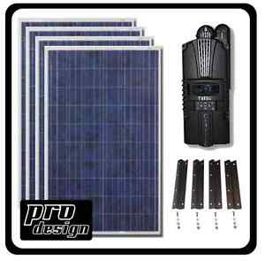 RV & Boat Solar Kits