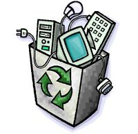 Free e-waste and scrap metal pick up
