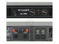 ekho sx400 amp