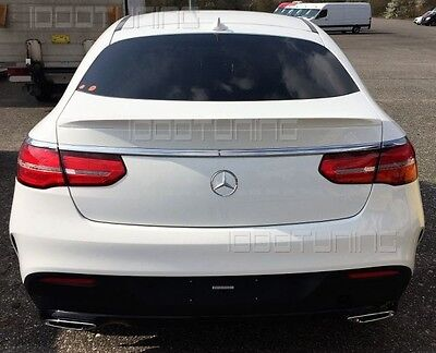Mercedes GLE Coupe Spoiler Heckspoiler Lippe AMG Hecklippe 63  GLE 63S