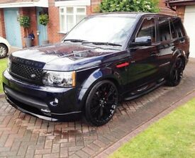 Range Rover sport (2012 FACELIFT CONVERSION)