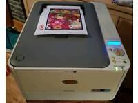 Oki colour laser printer including toner