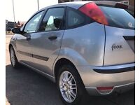 (((DIESEL))) FORD FOCUS 1.8 TDCI*((LOW INSURANCE GROUP))*MOT- 1 FULL YEAR *5 DOORS HATCHBACK*