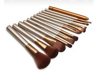12pcs NAKED3 makeup Brush set with box