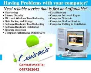 IT SOLUTIONS- Computer services problem in Australia