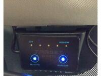 Target Blu Eye Tetra Police Fire Ambulance Detector