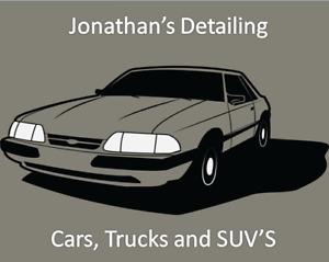 Jonathan's Detailing