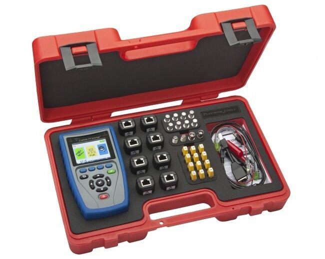 Platinum Tools Cable Prowler Pro Test Kit P/N TCB360K1