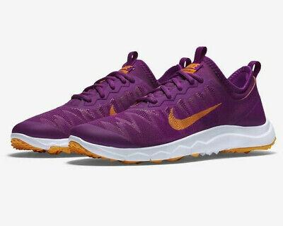 Nike Fi Bermuda Golf Zapatillas Calzado Mujer de Mujer UK 4.5 US 7 Eur 38