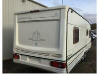 Abbey Spectrum 535 Twin Axle 2004 / 4 Berth
