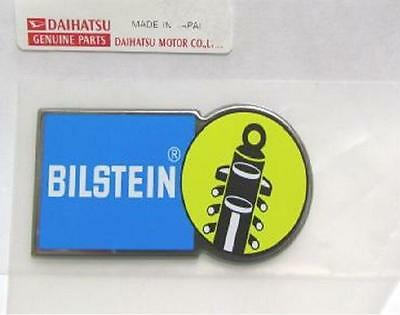 Daihatsu Copen Bilstein Emblem/Badge Subaru Ultimate Edition Genuine JDM