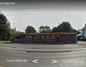 Great commercial space in Lambeth on busy road leading to 402. London Ontario image 1