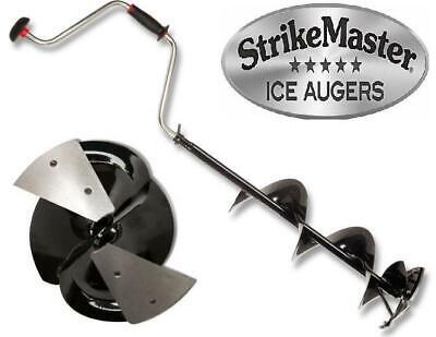 Ice Fishing - Strikemaster Ice Auger