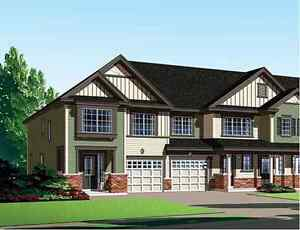 Brand new townhouse for rent in Bridlewood