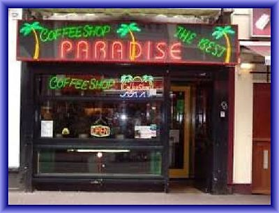 E LIQUID CANNABIS AMSTERDAM PARADISE CAFE  10 Flavours 2 x 10 ml zero nicotine