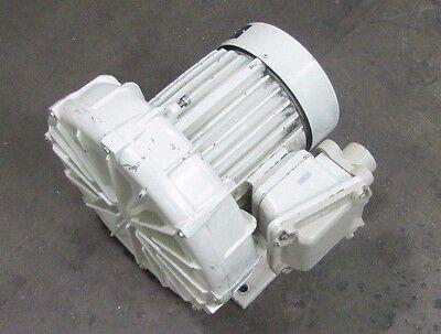 Fuji Electric 29157 Blower W 1.5 Kw 2 Hp 208v 3425 Rpm 3ph 1-12 Mma2097z
