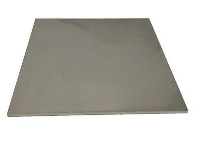 18 X 5 X 7 Brushed Stainless Steel Plate 304 Ss 11 Gauge 4b Finish