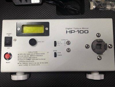 New High Quality Digital Hios Hp-100 Torque Meter Tester