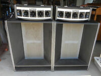 70s Traynor 2x12 Speaker Cabinets with Tweeters for Trade