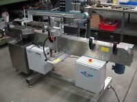 DL Tech Labeler with Herma 400 Head / Étiqueteuse