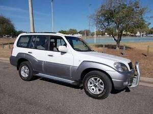 2005 Hyundai Terracan Highlander Wagon Hermit Park Townsville City Preview