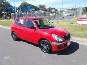 2004 Daihatsu Sirion Hermit Park Townsville City Preview